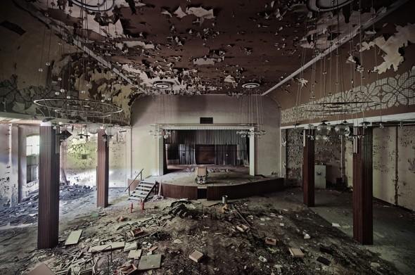 Dancing hall